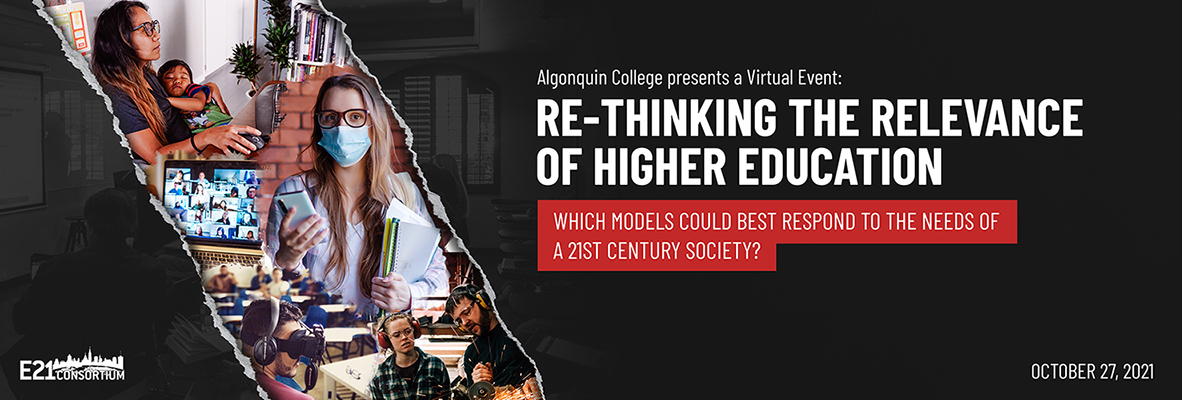 Rethinking the relevance of higher education